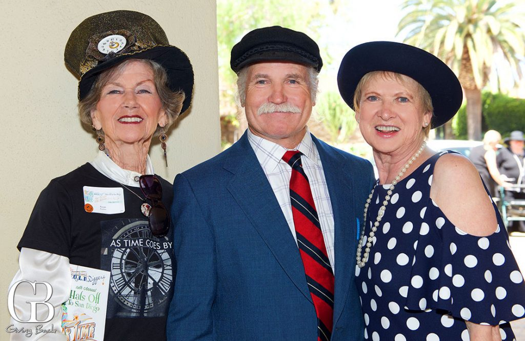 Susan Fancher  Stu Rickards and Gerri Teyssier