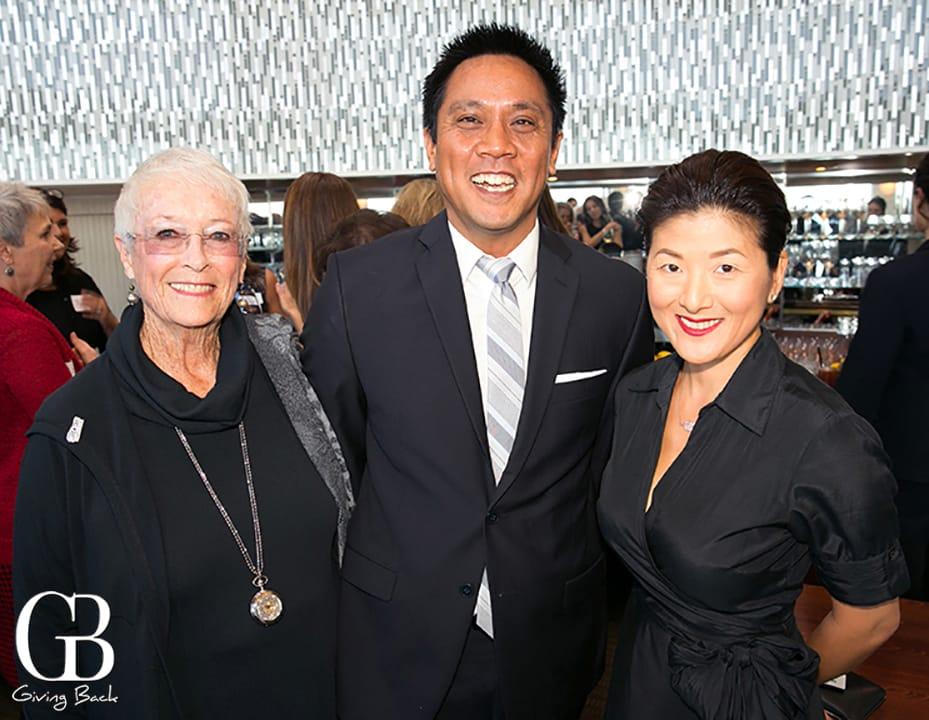 Susan Fuller  Ben Vallejos and Susan Barrera