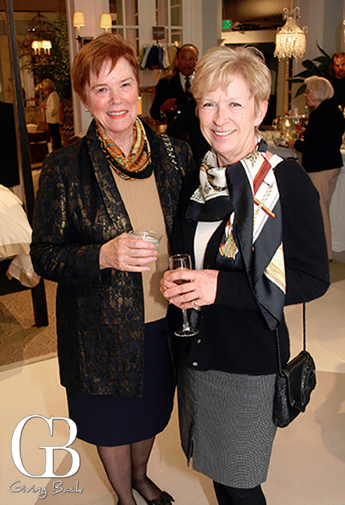 Susan Goehnk and Gudrun Wagener