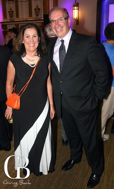 Susan Lowrance and Mel Katz