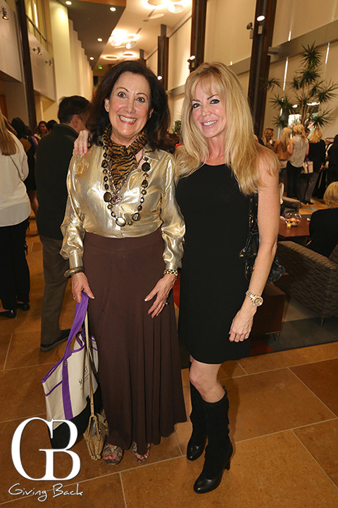 Susan Lowrance and Sandi Milliken