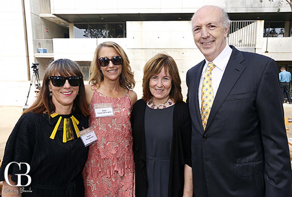 Susan MacDonald  Amy Fouts   Wampler  Elizabeth Shepherd and Jonathan Salk