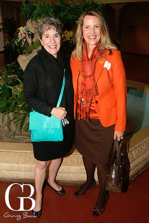 Susan Price and Judy Schons