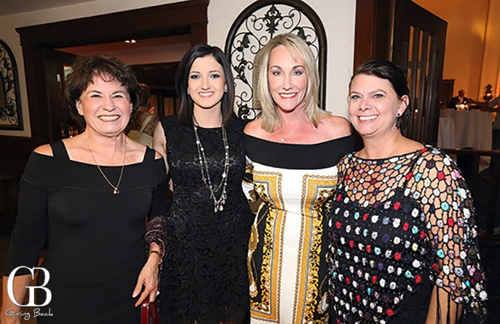 Susan Ritter  Natalie Eucce  Julie Sinha and Jennipher Ohmstede