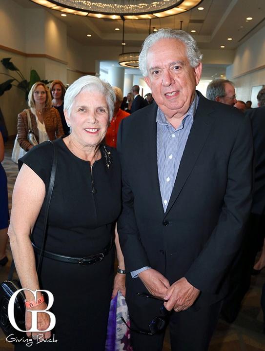 Susan and Richard Ulevitch