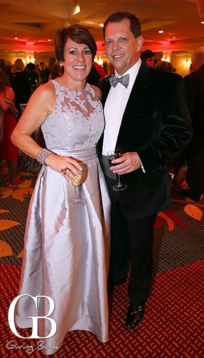 Susan and Scott McMillin
