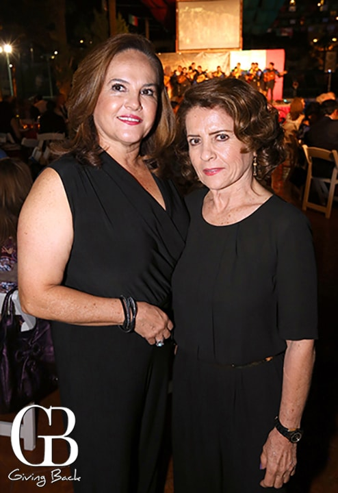 Susana Lopez y Imelda Lopez