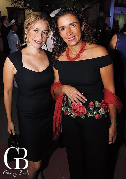 Susana Villegas and Adriana Bacelis