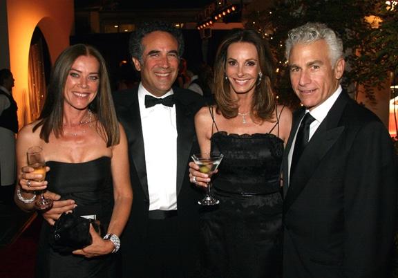 Susanne Lodl, David Guss with Matt and Nancy Browar.JPG