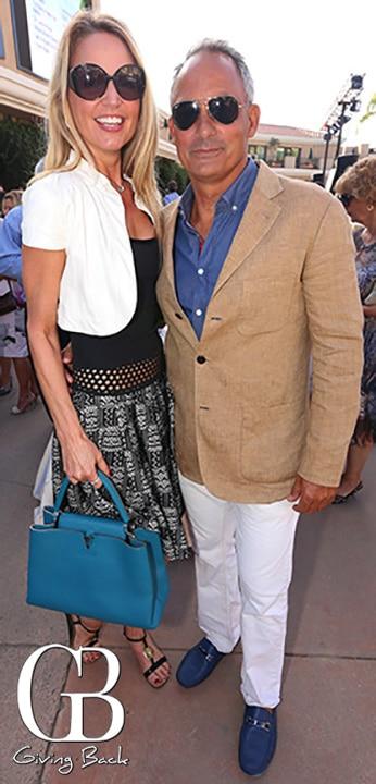Susanne Rohrbaugh and Daniel Connor