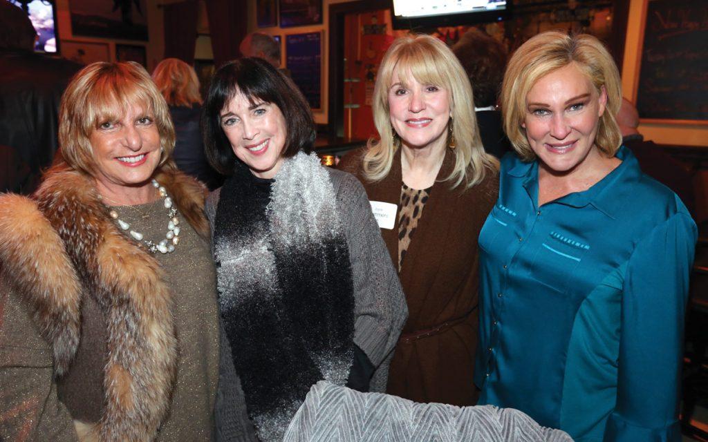 Suzanne Figi, Francis Bellivoe, Joyce Summers and Sherry Ahern.JPG