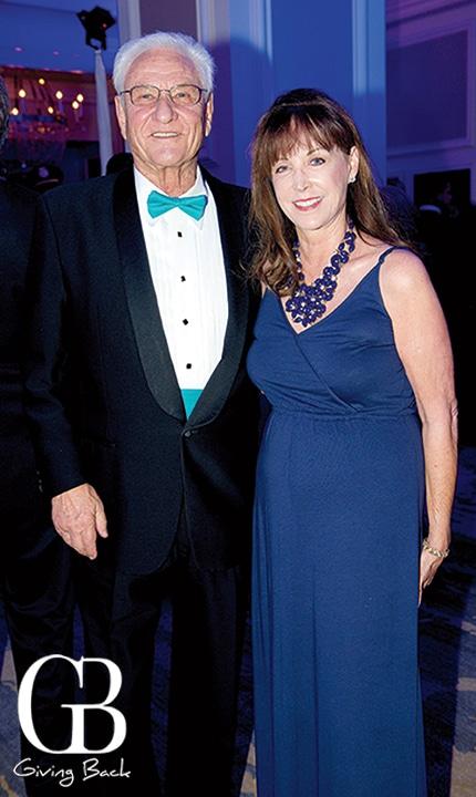TK and Ellen Bryson
