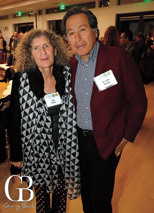 Taal Safdie and Ricardo Ravines