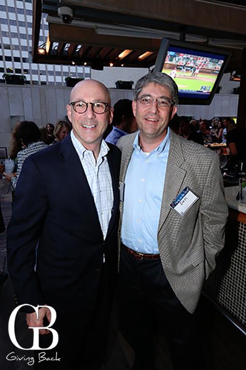 Tad Parzen and Dan Gardenswartz