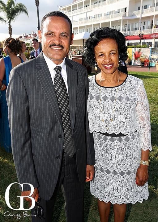 Tadessa Desta and Emebet Berhane