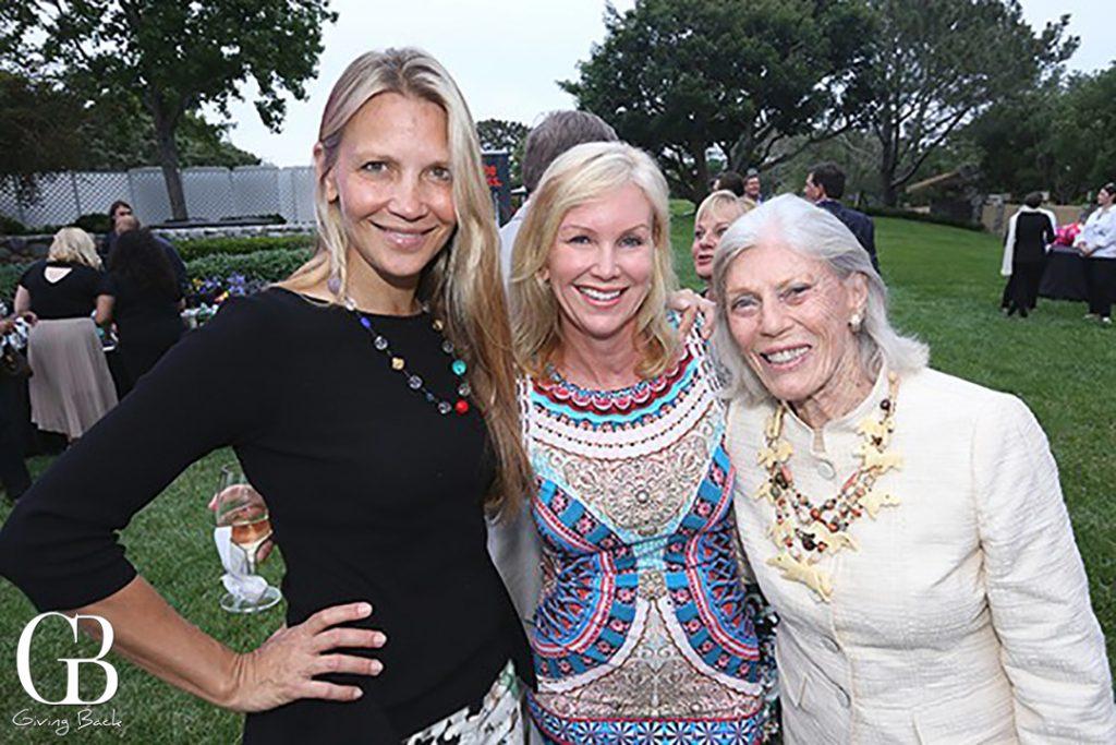 Tamara Kinsela  Lisa Casey and Carolyn Wellcome