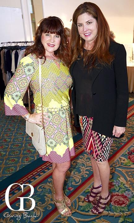 Tammy Nance and Elizabeth Estey