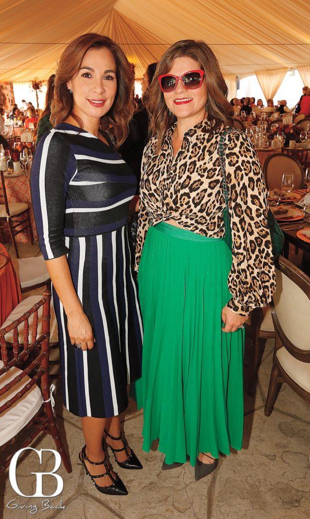 Tania Mesa and Ana Isabel Hermosillo