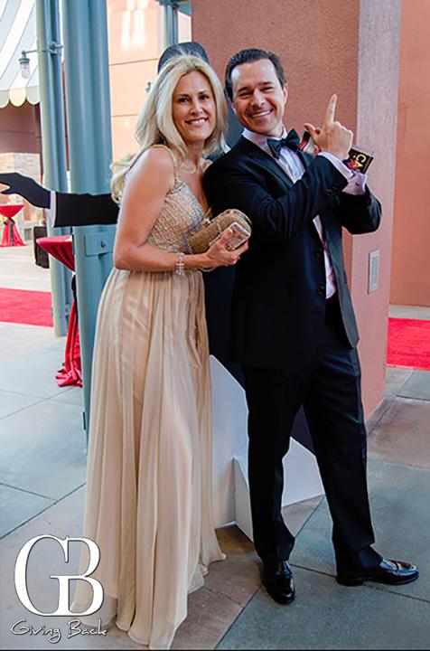 Tanya and Reid Middleton