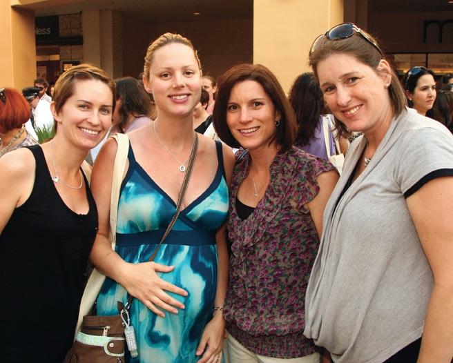 Tara Littrell, Rebecca Everett, Andrea Misiner and Susan Theede.JPG