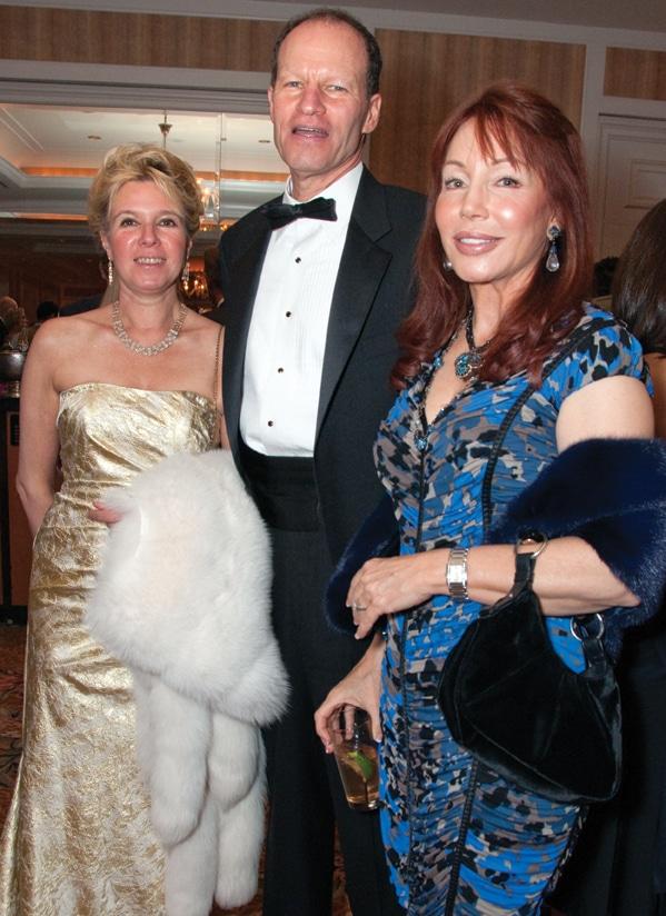 Tatiana Kisseleva, David Brenner and Sherri Jamieson