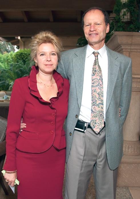 Tatiana Kisseleva and David Brenner
