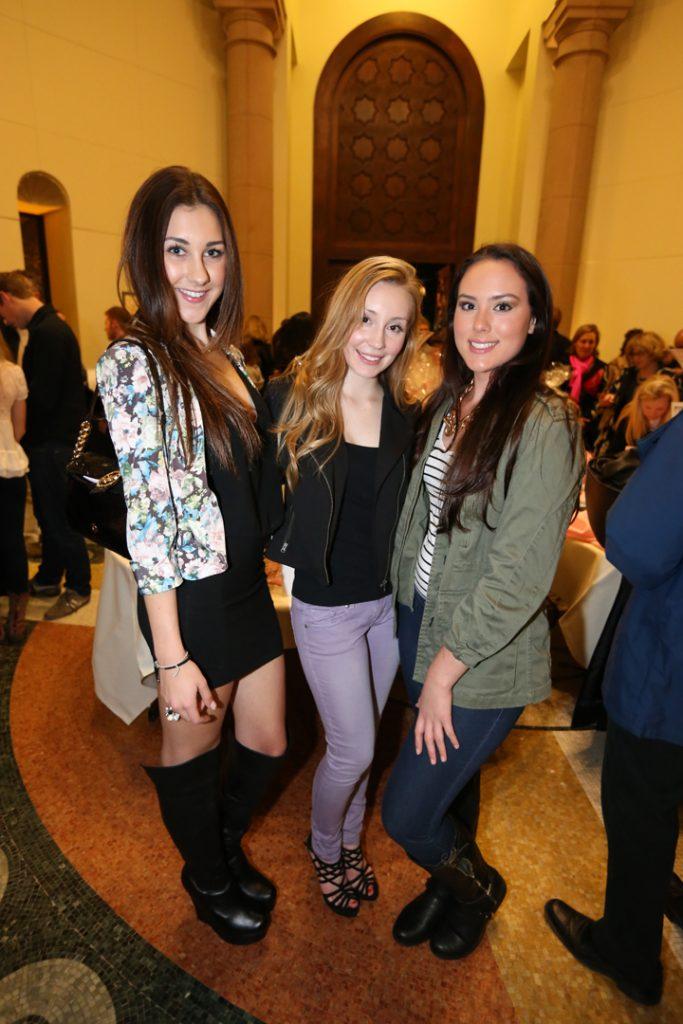 Taylor Olson, Caitlynn Brown and Cassie Winter.JPG