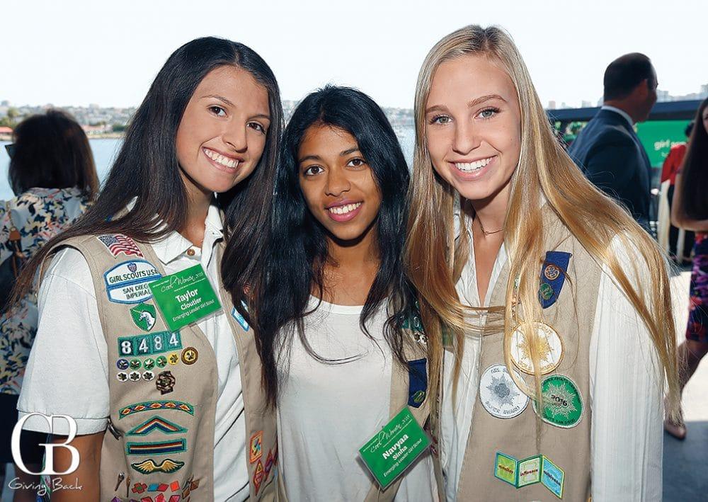 Taylor Cloutier  Navyaa Sinha and Sofia Christensen