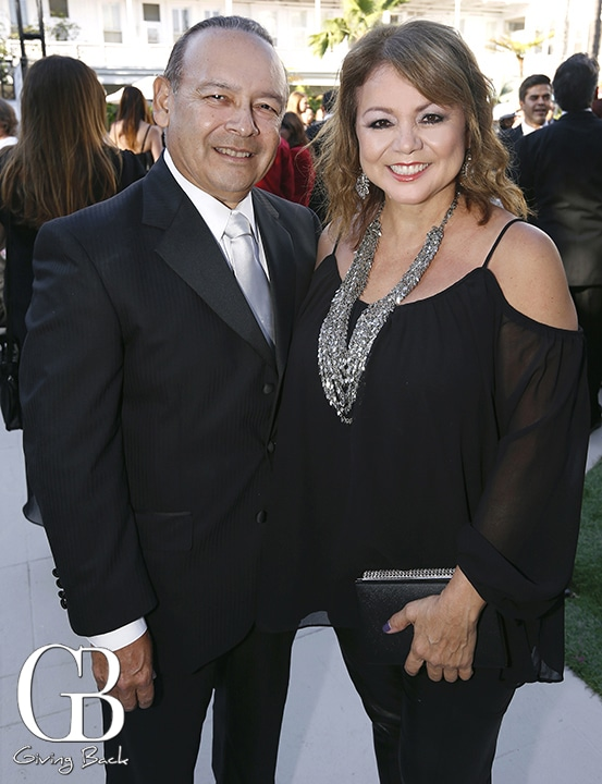 Ted and Lidia S. Martinez