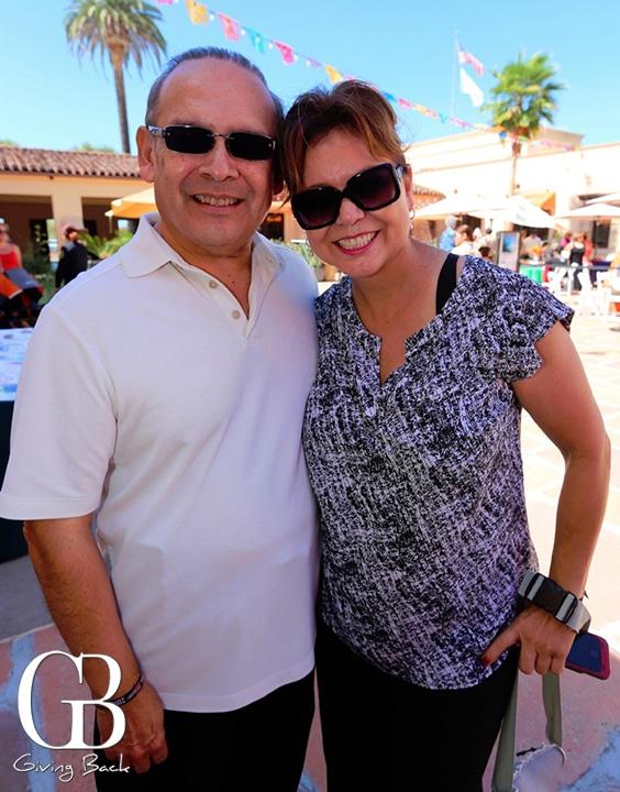 Ted y Lidia Martinez