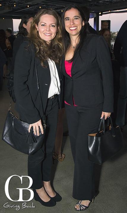 Teresa Acosta and Paola Avila