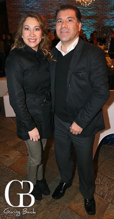Teresa Franco and Horacio Apodaca