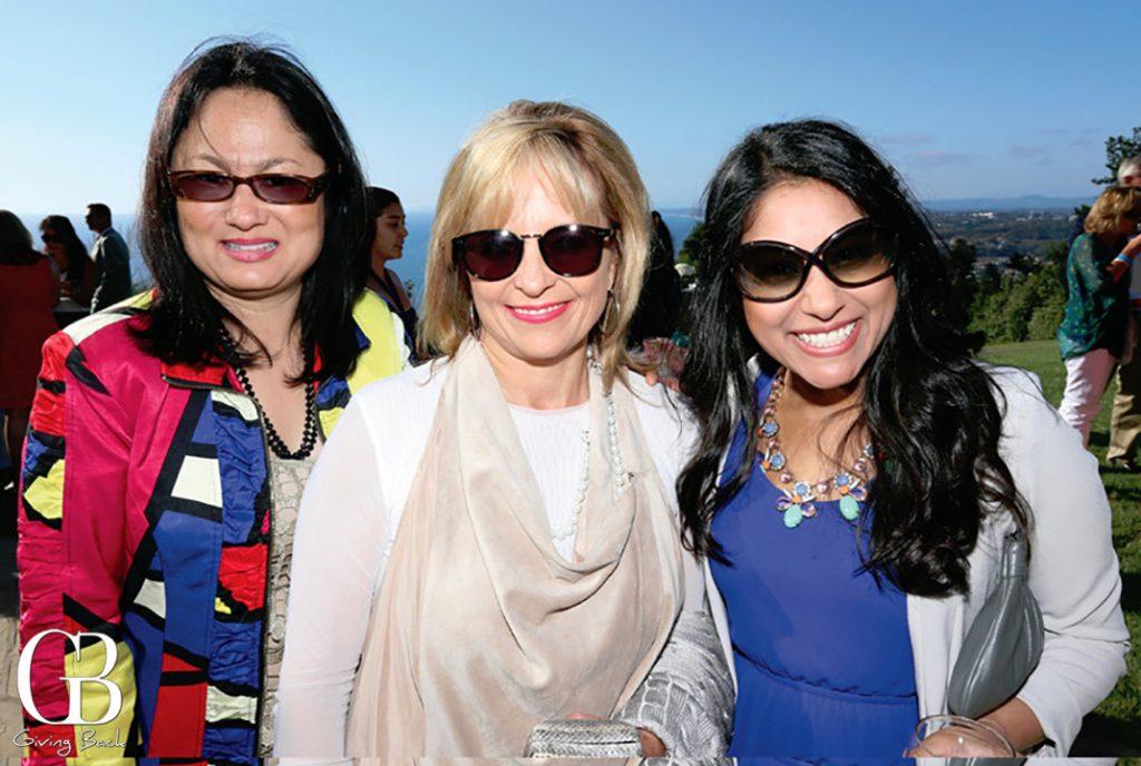 Teresa Stivers  Maryanne Carlin and Amani Bernstein