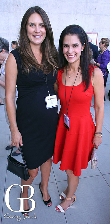 Terrah Klinke and Melisa Kieran