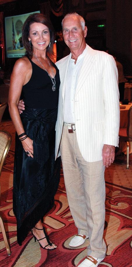 Terri Kelly and Michael Szczotka