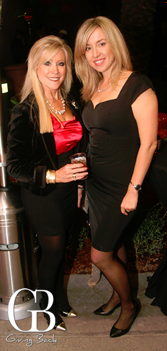Terri Cabling and Julia Berezkina