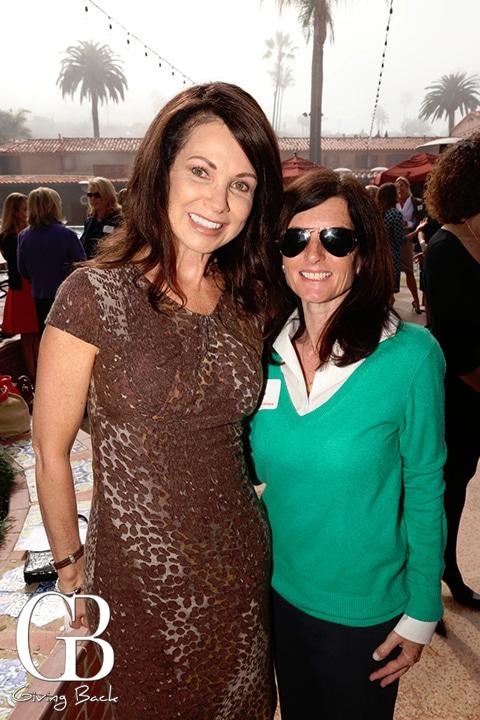 Terri Kelly and Sara Jarvis