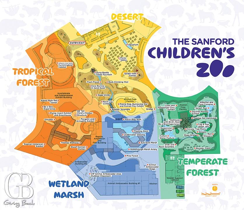 The Sanford Children s Zoo s