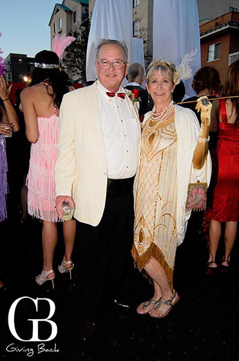Thomas Long and Peggie Crane