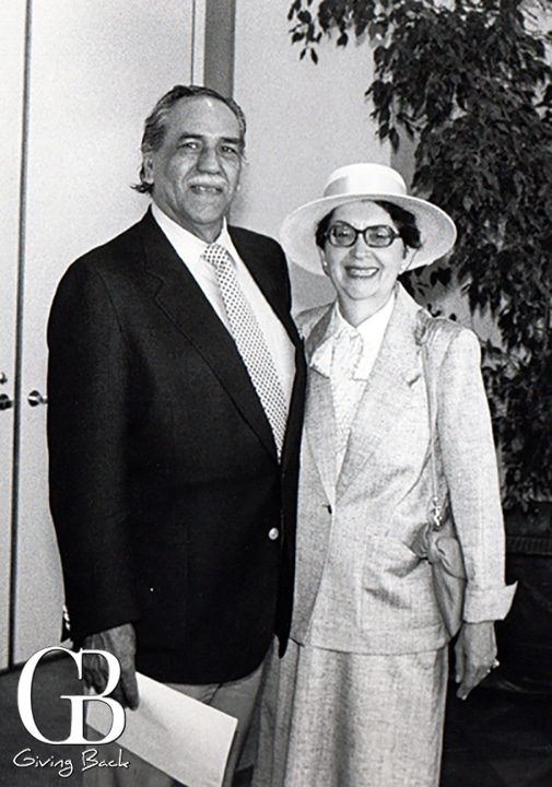 Thomas and Pearl Martinez