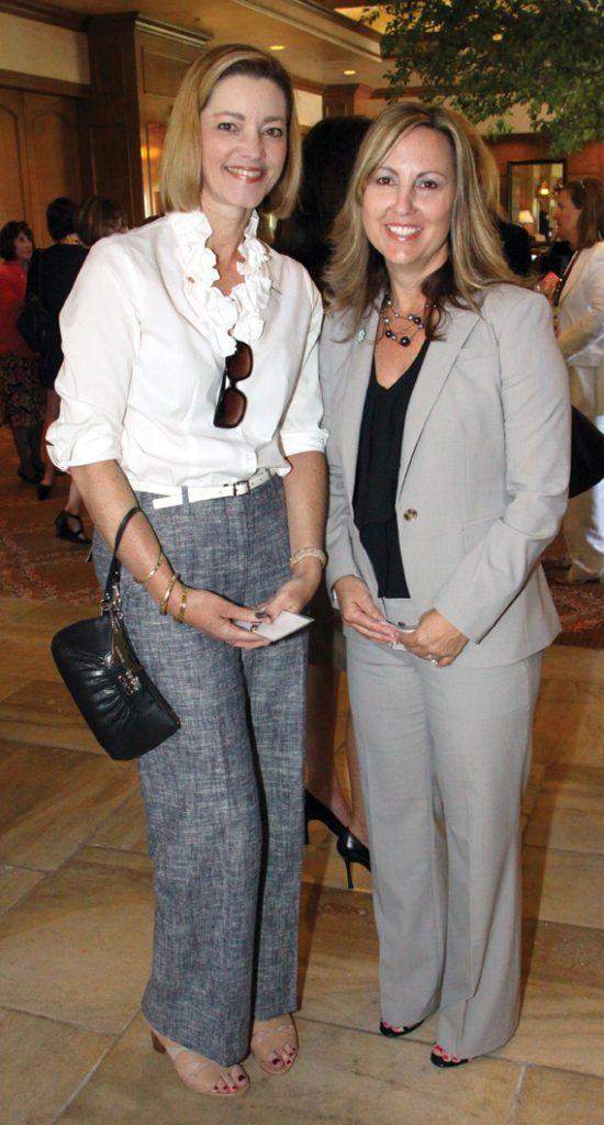 Tiffany Chatham Smith and Erin Miserlis.JPG