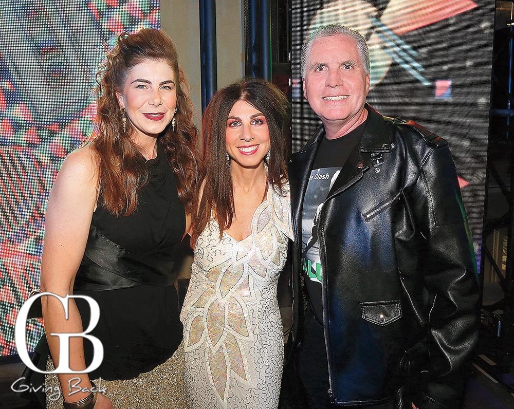 Tiffany Archer  Danni Blasema and Tom Rosso