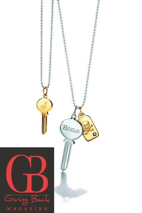 Tiffany Charms Tag