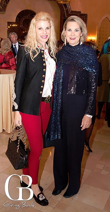 Tiffany Mahoney and Lynn Wheeler
