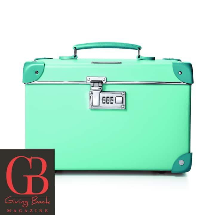 Tiffany X Globe Trotter Vanity Case