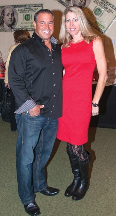Tim Himstreet and Monica Sylvester