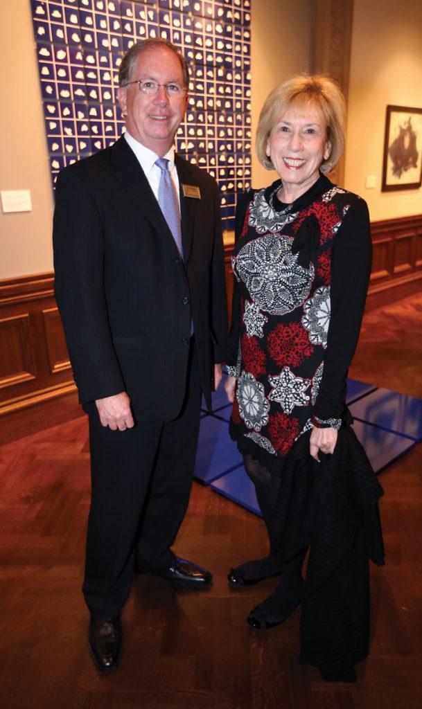 Tim O'Malley and Margie Rubin.JPG