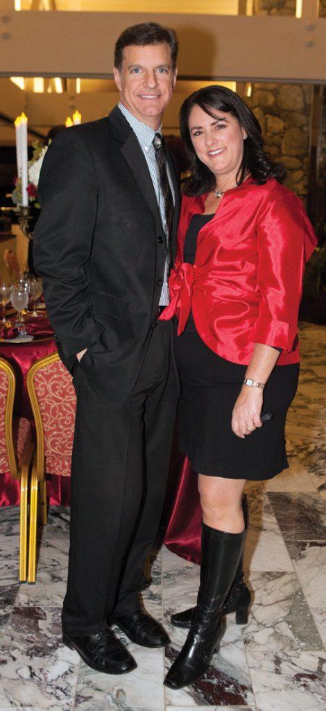 Tim and Janet Rafalovich