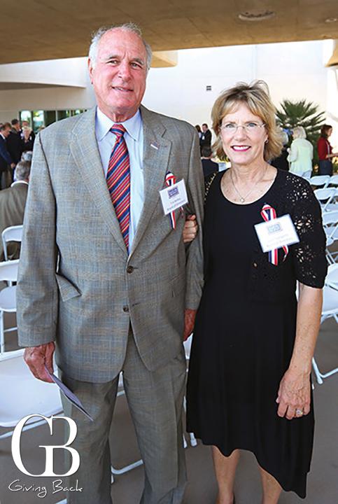 Tim Kelley and Lynn Congemi