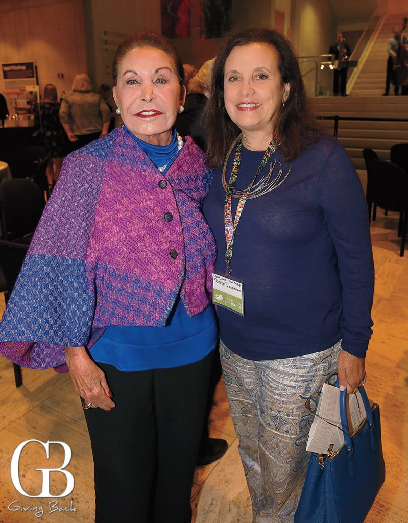 Tina Simner and Doreen Schonbrun